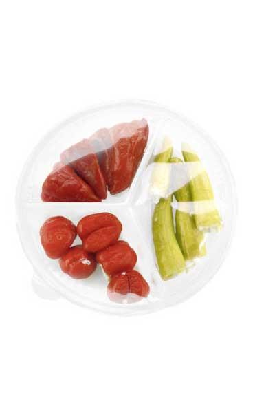 Kunststoffverpackungen für Lebensmittel