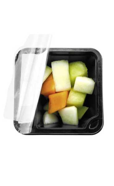 Verpackungsfolien für Lebensmittel