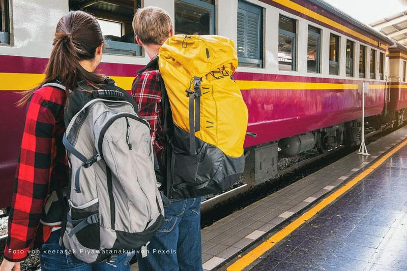 Die Packliste vor der Reise