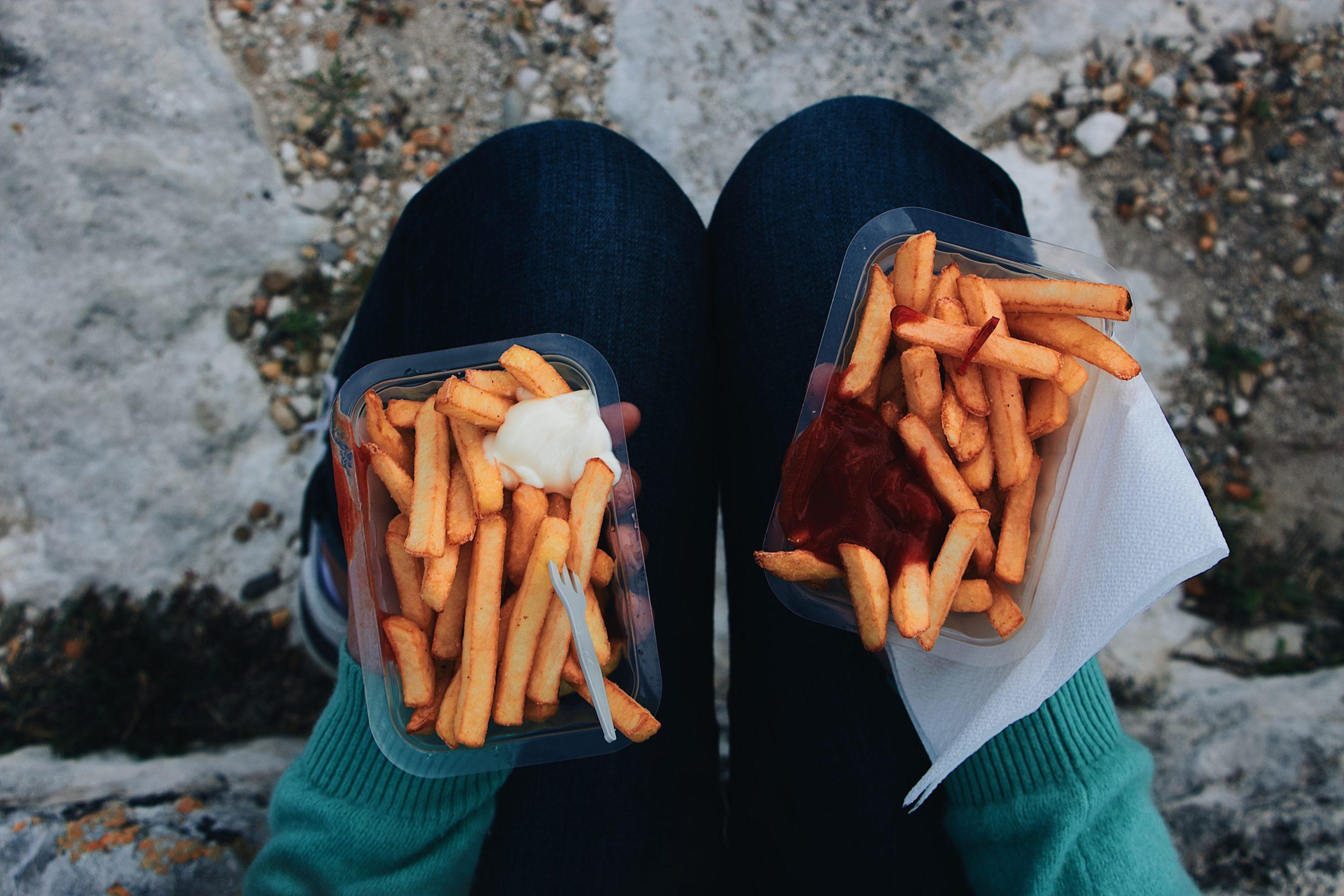 Die ideale Mischung von Ketchup und Mayonnaise